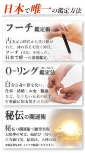 日本で唯一の占い方法の紹介