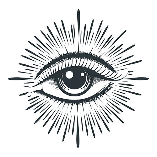 全てを見通す神の目