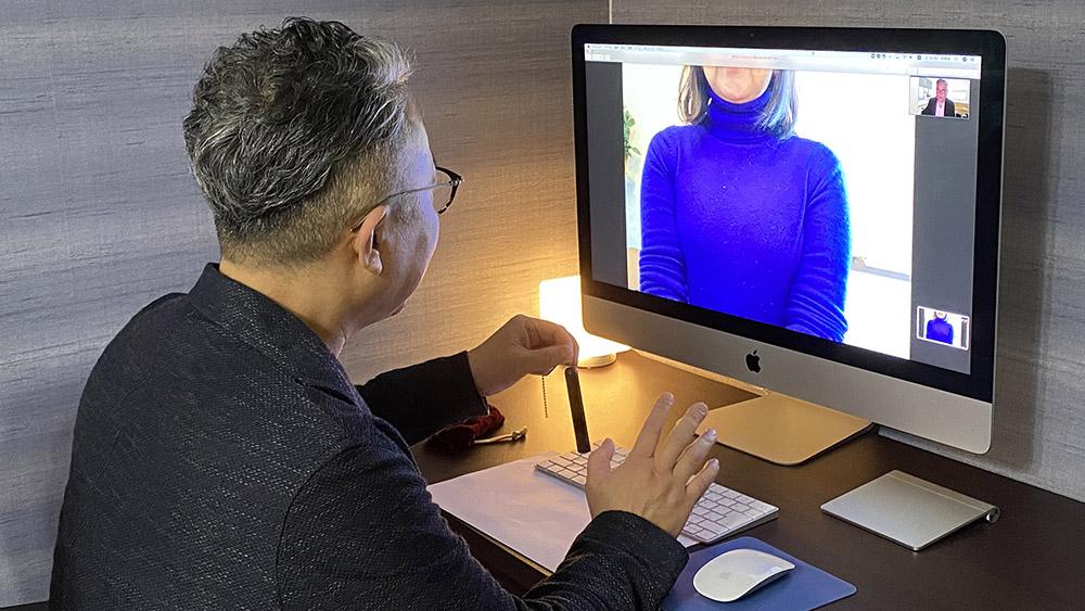 オンライン占い(Zoom、Skype)